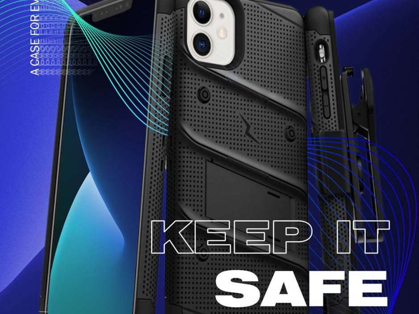 Choose the perfect protection for your phone
